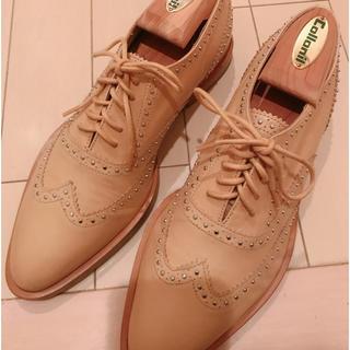 トゥモローランド(TOMORROWLAND)のveronique branquinho 革靴(ローファー/革靴)