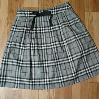 バーバリー(BURBERRY)の週末セール!! バーバリースカート(ひざ丈スカート)