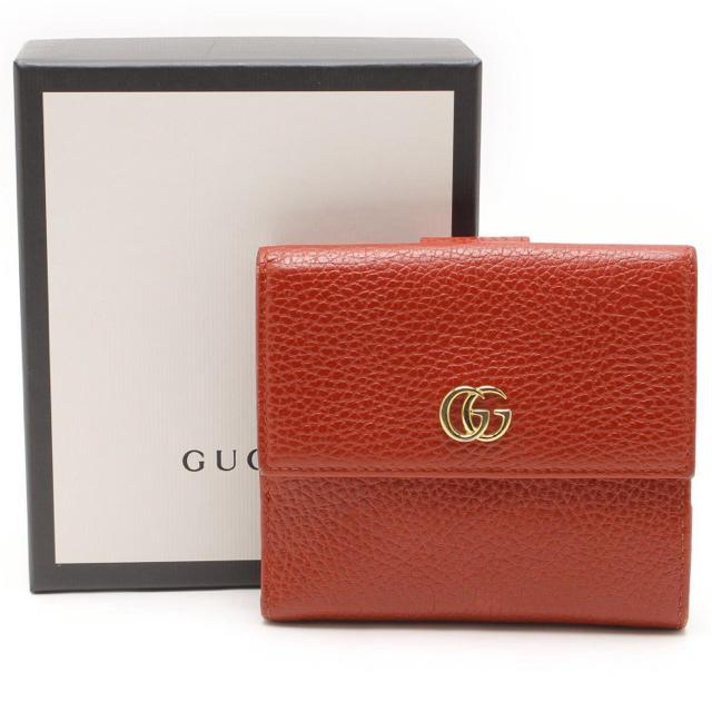 ルイヴィトン バッグ スーパーコピー  エルメス / Gucci - GUCCI サイフの通販 by ゆうち's shop|グッチならラクマ