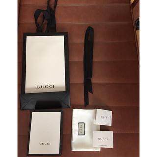 グッチ(Gucci)のGUCCI正規品、紙袋と箱  (ショップ袋)