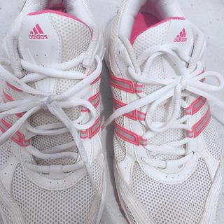 adidas - adidas靴23.5