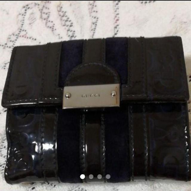 ギャルソン 財布 偽物 見分け方バッグ 、 Gucci - GUCCI 折り畳みの通販 by みーこ's shop|グッチならラクマ