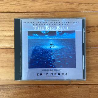 ★ERIC SERRA  THE BIG BLUE  サントラ  CD(映画音楽)