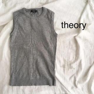 セオリー(theory)の美品 セオリー キッズ ノースリーブ ワンピース(Tシャツ/カットソー)