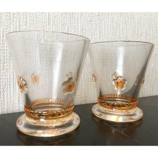 マリークワント(MARY QUANT)のマリクワ ノベルティ  グラス *値下げしました*(グラス/カップ)