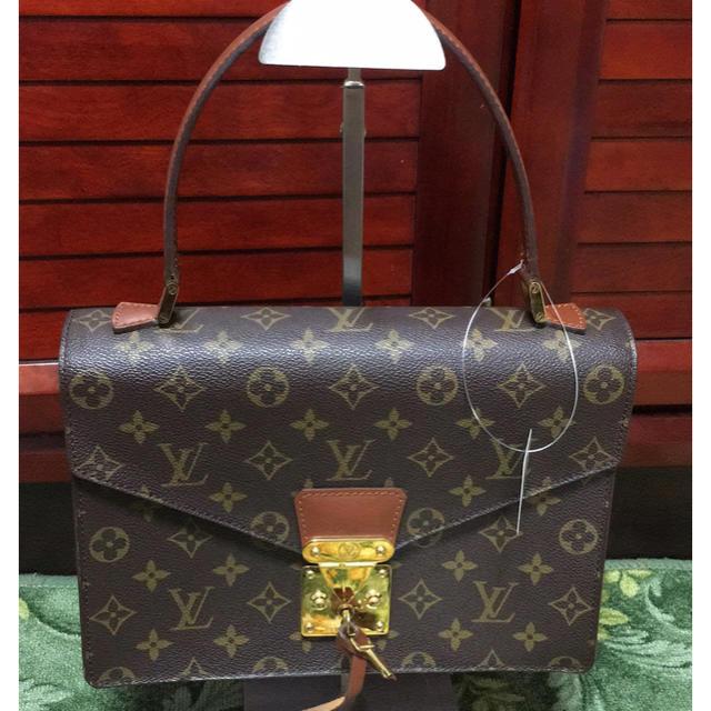 エルメス バッグ コピー 見分け方 / LOUIS VUITTON - 未使用に近い,ルイヴィトンモノグラムハンドバッグの通販 by ルイヴィトンが大好き|ルイヴィトンならラクマ