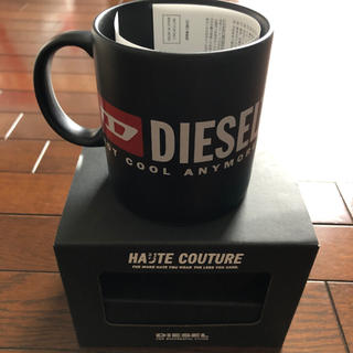 ディーゼル(DIESEL)のDIESEL マグカップ 新品箱付き(グラス/カップ)