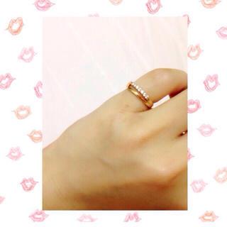 (3号☆ピンキーリング)(リング(指輪))