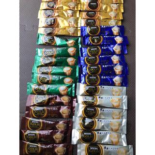 ネスレ(Nestle)のネスカフェ ゴールドブレンド、スティックセット(コーヒー)
