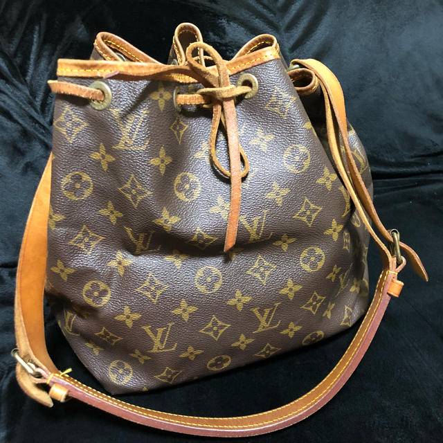 LOUIS VUITTON - 値引き不可 ルイヴィトン ノエ バッグ モノグラムの通販 by グレムリン215's shop|ルイヴィトンならラクマ