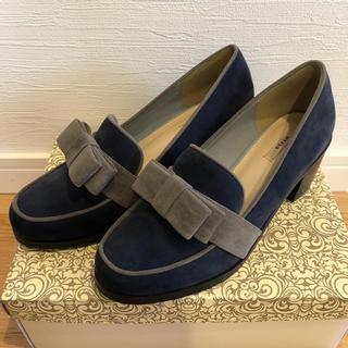ランダ(RANDA)のRANDA スウェードローファー(ローファー/革靴)