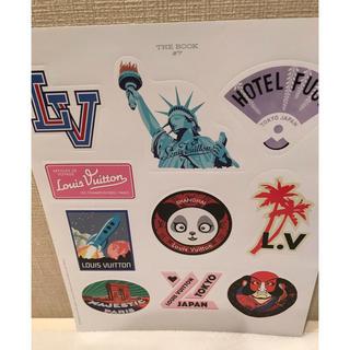 ルイヴィトン(LOUIS VUITTON)のLouis Vuitton シールシート③(シール)