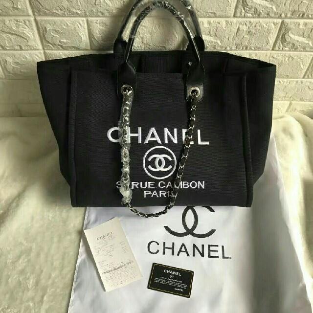 CHANEL - chanel トートバックの通販 by K's shop|シャネルならラクマ