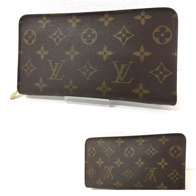 LOUIS VUITTON - 美品 ルイヴィトン モノグラム 長財布の通販 by 値段交渉OK❣️即購入OK❣️|ルイヴィトンならラクマ