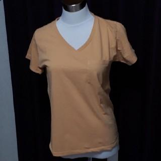 マウジー(moussy)の新品 MOUSSY Henes POKET TEE V NECK(Tシャツ/カットソー(半袖/袖なし))