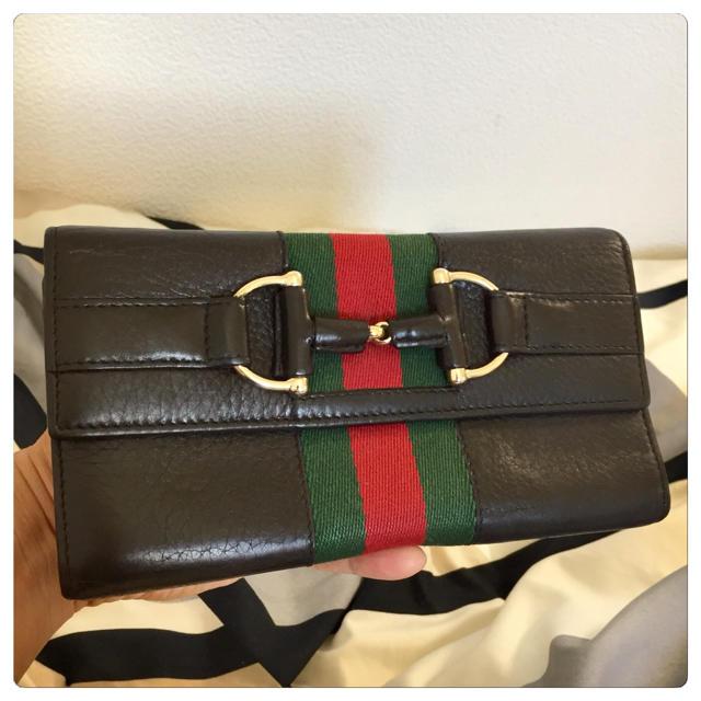 ビビアン 財布 偽物 1400 | Gucci - 【美品】GUCCI(グッチ)長財布の通販 by ジョーカー's shop|グッチならラクマ