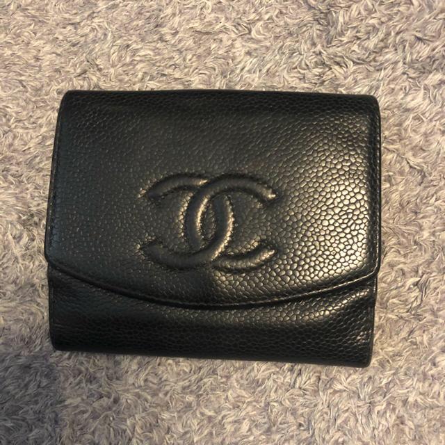 セリーヌ 財布 安い - CHANEL - CHANEL 折り財布の通販 by aya's shop|シャネルならラクマ