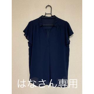 イッカ(ikka)のブラウス(シャツ/ブラウス(半袖/袖なし))