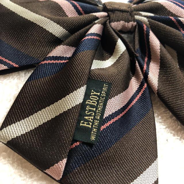 EASTBOY(イーストボーイ)のEAST BOY 制服リボン 2点セット レディースのファッション小物(ネクタイ)の商品写真