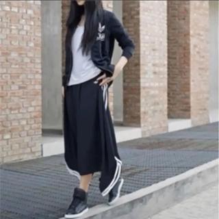 アディダス(adidas)のアディダス ロングスカート  (ロングスカート)