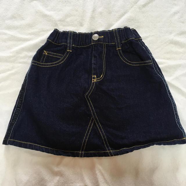 BREEZE(ブリーズ)の*BREEZE* 110cm キッズ/ベビー/マタニティのキッズ服 女の子用(90cm~)(スカート)の商品写真