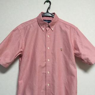 ラルフローレン(Ralph Lauren)のラルフローレン 半袖シャツ ピンク 美品(シャツ)