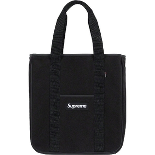 シュプリーム(Supreme)の最安★supreme polartec tote★black(トートバッグ)