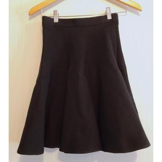 ルシェルブルー(LE CIEL BLEU)のLE CIEL BLEU  Aラインスカート(ひざ丈スカート)