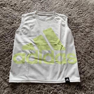 アディダス(adidas)のadidasタンクトップ(Tシャツ/カットソー)