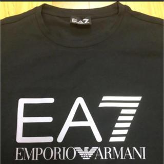 エンポリオアルマーニ(Emporio Armani)のSale❗️Sサイズ 新品 ARMANI ロンT(Tシャツ/カットソー(七分/長袖))