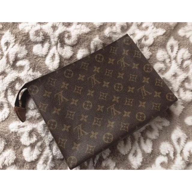 LOUIS VUITTON - ヴィトン モノグラム クラッチバッグの通販 by F's shop|ルイヴィトンならラクマ