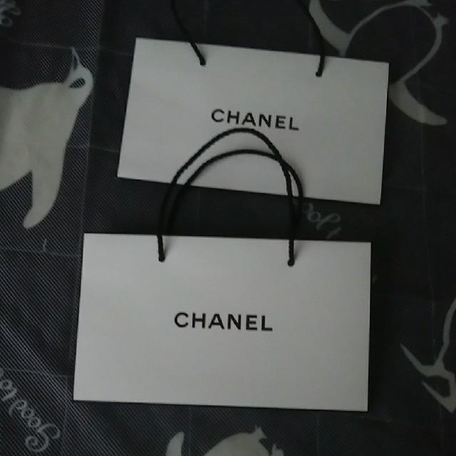 CHANEL - CHANEL☆ショップ袋の通販 by みちころりん's shop|シャネルならラクマ