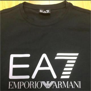 エンポリオアルマーニ(Emporio Armani)のSale❗️Lサイズ 新品 ARMANI ロンT(Tシャツ/カットソー(七分/長袖))