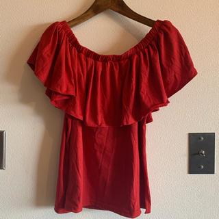 ワンウェイ(one*way)の2way Tシャツ(Tシャツ/カットソー(半袖/袖なし))