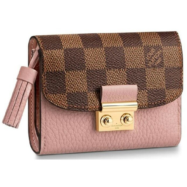 gucci コピー バッグ - LOUIS VUITTON - [Louis Vuitton] ポルトフォイユ ゾエ バイカラー 折財布の通販 by アイセ's shop|ルイヴィトンならラクマ