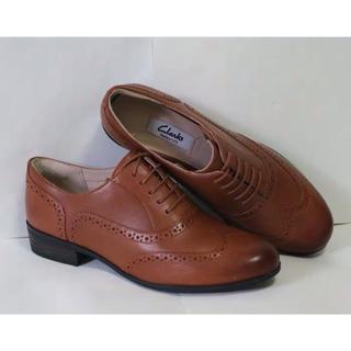 クラークス(Clarks)のクラークス Clarks Hamble Oak  レディース 本革(ローファー/革靴)