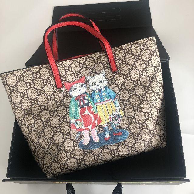 ウブロ バッグ 通贩 - Gucci - GUCCI グッチ ヒグチユウコ ハンドバッグの通販 by マジマ's shop|グッチならラクマ