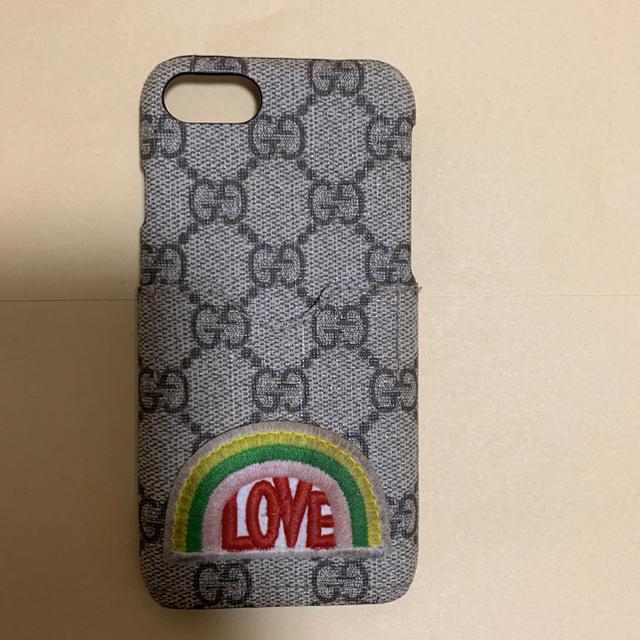 One ok rock スマホケース iphone8 、 Gucci - グッチ GUCCI iPhone7ケースの通販