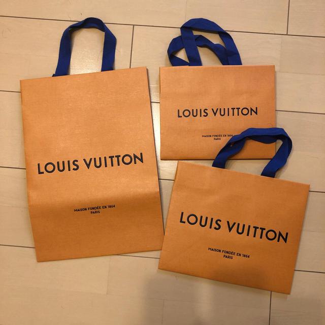 グッチ 長財布 偽物 / LOUIS VUITTON - ルイ・ヴィトン ショップ袋の通販 by MMM's shop|ルイヴィトンならラクマ