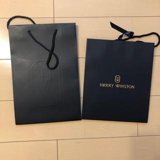 HARRY WINSTON - ハリーウィンストン ショップ袋
