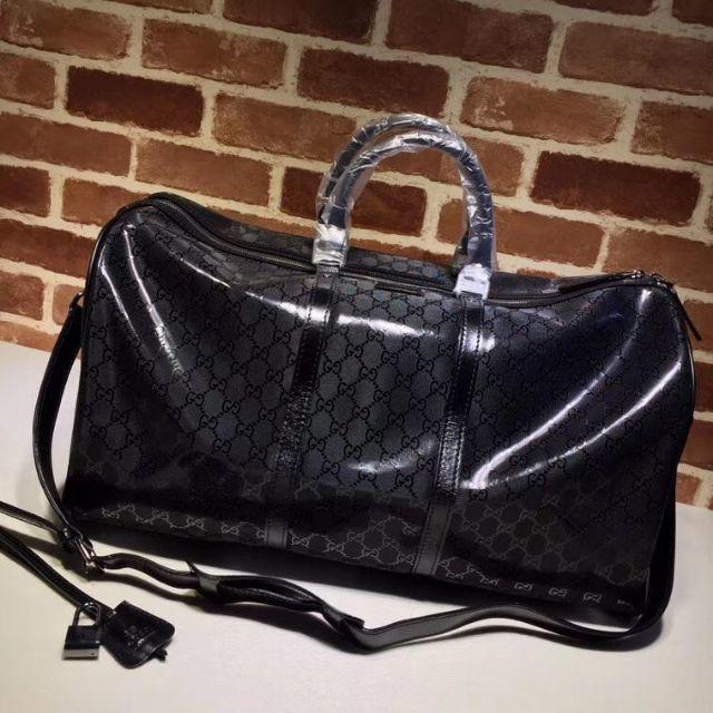 Gucci - gucci 旅行バッグ大容量便利の通販 by 宝の山's shop|グッチならラクマ