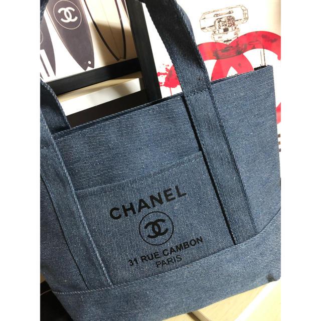 エルメスベルトバックル 、 CHANEL - CHANEL デニムトートバッグ マザーズバッグ シャネル デニム トートバックの通販 by HELLO♡'s shop|シャネルならラクマ