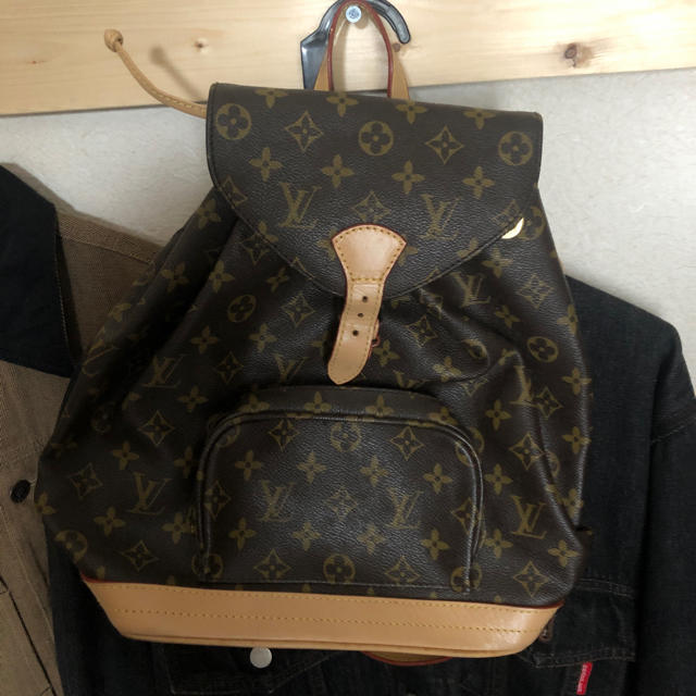 LOUIS VUITTON - ルイヴィトン リュックの通販 by naoto1192's shop|ルイヴィトンならラクマ