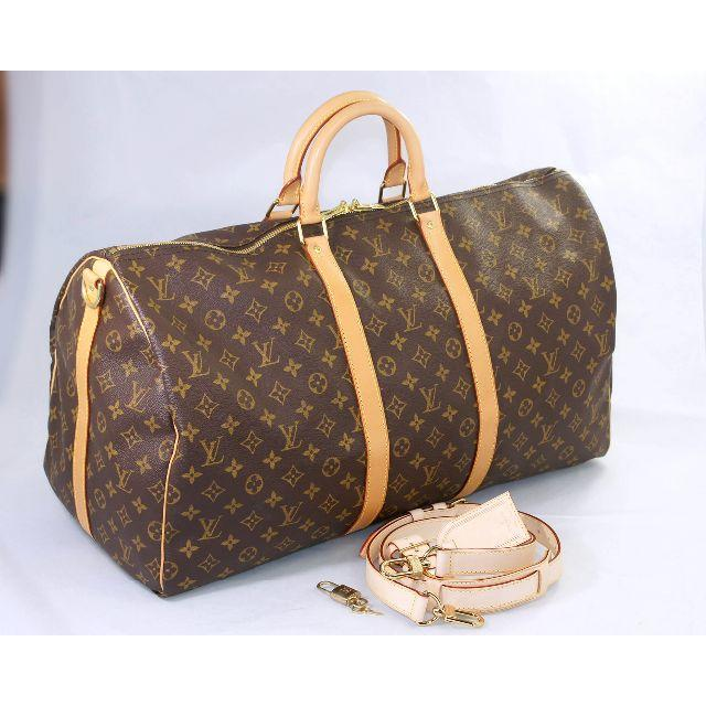 LOUIS VUITTON - ルイヴィトン モノグラム キーポル バンドリエール 60 M41412 未使用品の通販 by onedayoneday's shop|ルイヴィトンならラクマ