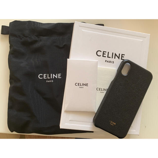 セリーヌ(celine)のセリーヌ iPhoneXsケース iPhoneケース(iPhoneケース)