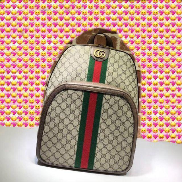 レプリカ 時計 主水 ワープロをうつ | Gucci - 美品gucciリュック・バッグの通販 by flyです's shop|グッチならラクマ