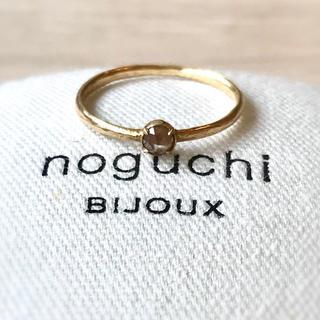 ドゥーズィエムクラス(DEUXIEME CLASSE)のnoguchi ナチュラルダイヤ一粒リング(リング(指輪))