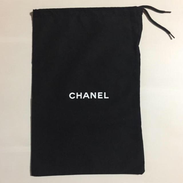 CHANEL - CHANEL♡保存袋 巾着の通販 by Ciel's shop|シャネルならラクマ