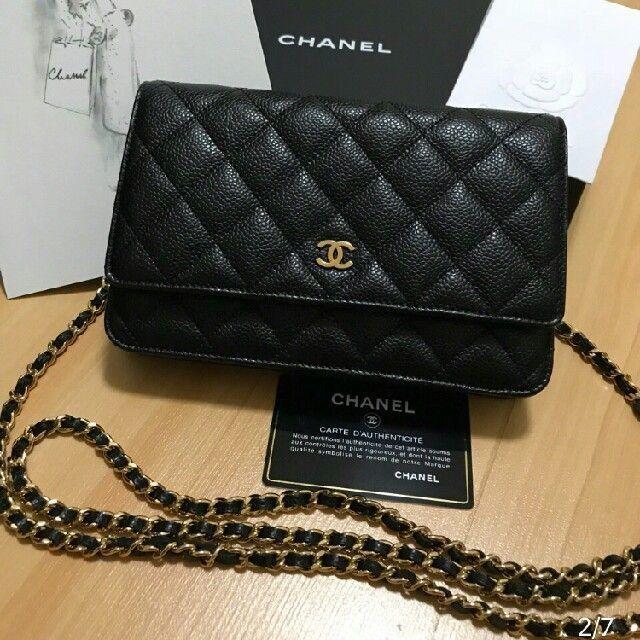 CHANEL - シャネルチェーンウォレットの通販 by maruちゃん's shop|シャネルならラクマ