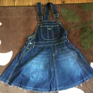ブリーズ(BREEZE)のBREEZE デニムスカート サイズ:140(スカート)